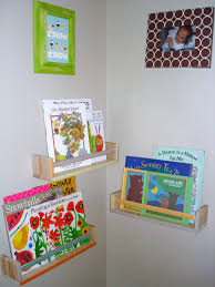 decorations wall mounted rack as book storage ideas smart and