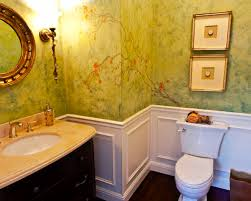 heavenly bathroom chair rail ideas for picture 44c13cf80c7c1af0