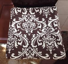 cushion covers for dining room chairs kitchen chair slipcover chair back cover dining room chair