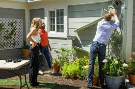 diy downspout garden fountain home u0026 family video hallmark