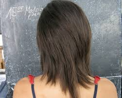 medium length hair styles from the back view picture layered hairstyles for medium length hair medium hair