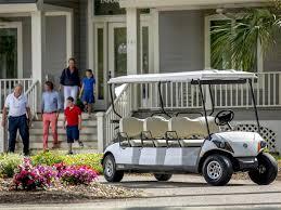 golf concierge 6 yamaha golf car