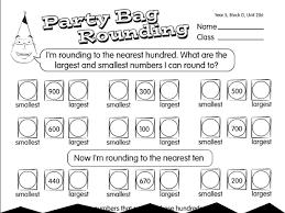 party bag rounding a year 6 rounding u0026 estimating worksheet