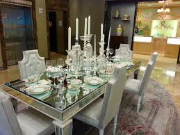 modern glamour meets the dining room interior design ideas igf usa