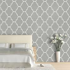 modele tapisserie chambre 50 photos avec des idées pour poser du papier peint intissé