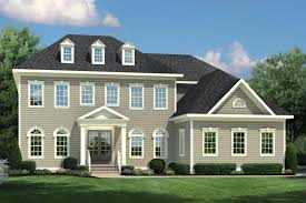 Regent Homes Floor Plans by New Regent U0027s Park Ii Home Model At Willowsford Estates At The
