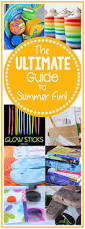 ultimate guide to fun summer ideas