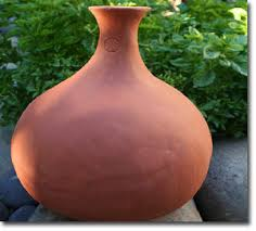 Clay Pot Garden Art - ollas unglazed clay pots for garden irrigation the permaculture