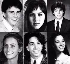 1980 high school yearbook f r i e n d s high school yearbook photos 1980 s oldschoolcool