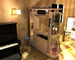 small home bar ideas and space savvy designs also design add