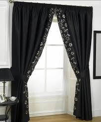 black bedroom curtains bedroom curtains we make private space stylish interior design