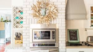 rustic glam home decor before u0026 after home tour my uncommon slice of suburbia