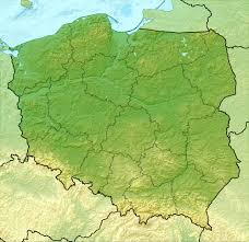 Map Poland Large Detailed Relief Map Of Poland Poland Large Detailed Relief