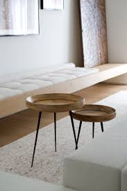 coffeetables livingroom design minimalism mater bowl side