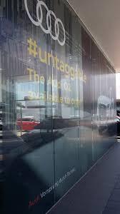 See Through Window Graphics Sunshine Coast Audi U2013 Currimundi U2013 Queensland Linehouse Graphics