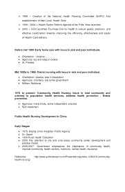 Sample Esthetician Resume by Roles Of The Nurse In Caring For Communities And Population Groups