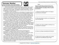 solar system reading comprehension worksheets page 2 pics
