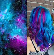 Color 2017 by Hair Color 2017 Galaxy Hair