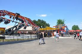 Where Is Six Flags America Catwoman Whip Six Flags Over Texas
