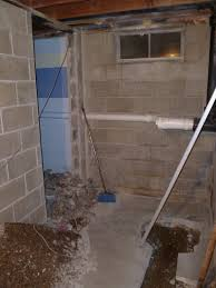 Basement Bathroom Sewage Pump Three Things Very Dull Indeed Basement Bathroom Project