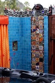 Orange And Blue Shower Curtain Best 25 Orange Shower Curtains Ideas On Pinterest Orange Flat