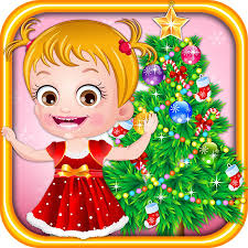 baby hazel christmas time android apps on google play