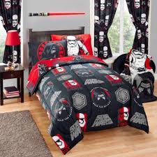 amazon com disney star wars 5 piece kids bed in a bag full