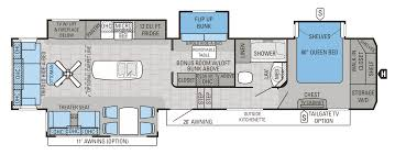 Used Car Dealerships Floor Plans 2016 North Point Luxury Fifth Wheel Floorplans U0026 Prices Jayco Inc