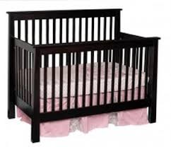 Non Convertible Cribs Cribs Amish Organic Nest