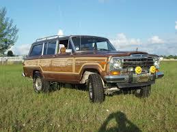 wagoneer jeep lifted redneckmcvea 1986 jeep grand wagoneer specs photos modification