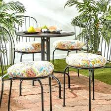 Pier One Bistro Table Pier One Outdoor Cushions Bistro Chair Cushion Outdoor