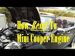 how to clear check engine light how to clear 2010 2011 2012 mini cooper check engine light and
