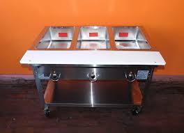 duke gas steam table duke 3 bay electric steam table tommy s restaurant equipment