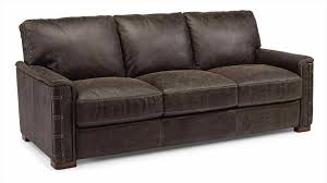 Leather Sofa And Dogs Sofa Sofa And Loveseats Reclining Sleepers Flexsteel Couches