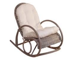 cuscini per sedia a dondolo cuscini per dondolo soffice cullare dalani e ora westwing