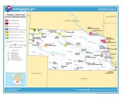 Detailed Map Of Colorado by Maps Of Nebraska State Collection Of Detailed Maps Of Nebraska