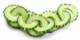 21 free vegetable carving course cucumber chain darmowy kurs