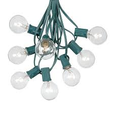 Vintage Globe String Lights by Garden U0026 Patio Outdoor String Lights Novelty Light Inc