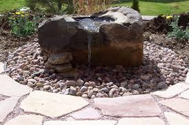 Rock Water Features For The Garden Formal Pondless Water Feature Japanese Garden Ideas Pinterest