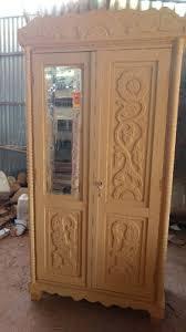 wooden almirah wooden bed headboard manufacturer from madurai