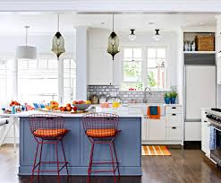 navy blue kitchen island ideas 17 blue kitchen ideas for a refreshingly colorful cooking