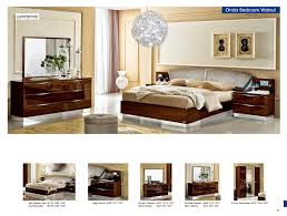 Italian Modern Bedroom Furniture Onda Walnut Camelgroup Italy Modern Bedrooms Bedroom Furniture