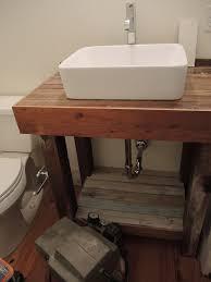 rustic trough bathroom sinks bathroom black tile trough bathroom