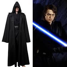 new halloween movie aliexpress com buy star wars anakin skywalker cosplay costume