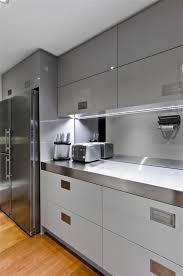 Stainless Steel Bench Top Sophisticated Simplicity Defines Darren James U0027s Kitchen Renovation