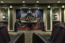 uab blazers men u0027s basketball locker room u2013 design innovations