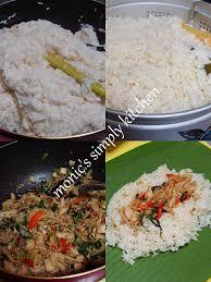 cara membuat nasi bakar khas bandung nasi bakar ayam teri jamur tiram monic s simply kitchen