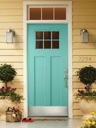 door accent colors for greenish gray 13 favorite front door colors hgtv