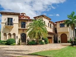 Mediterranean House Styles - spanish mediterranean house plans delightful 6 spanish style house