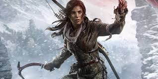 rise of the tomb raider 2015 game wallpapers play as classic lara croft in the new tomb raider and feel small